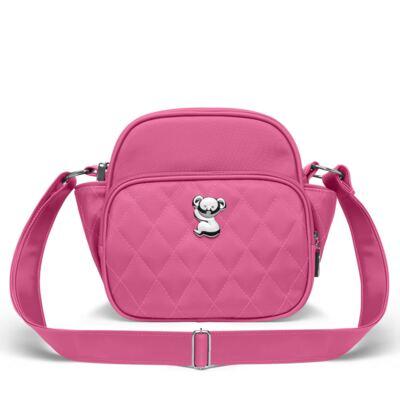 Imagem 3 do produto Kit Mala Maternidade para bebe + Frasqueira Térmica Guadalupe + Necessaire Farmacinha Colors Pink - Classic for Baby Bags