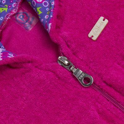 Imagem 3 do produto Conjunto de Banho para bebe Castellana: Roupão + Biquíni - Cara de Criança - KIT 2 2581: BB2581+ROB2581 BIQUINI E ROUPÃO BB CASTELO-M