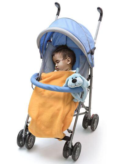 Imagem 4 do produto Cobertor com Travesseiro de Pelúcia 3 em 1 Cachorro Multikids Baby - BB197
