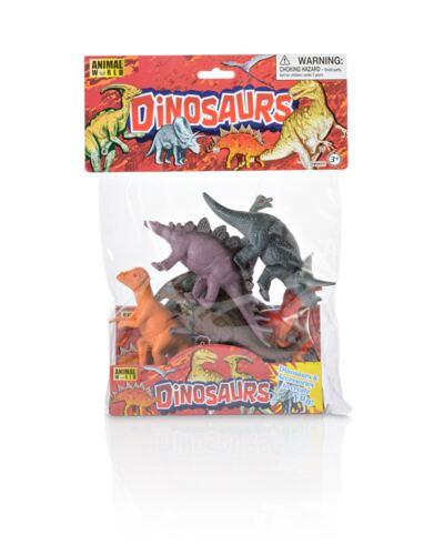 Imagem 1 do produto Boneco Dinossauros 15 cm  - BR354