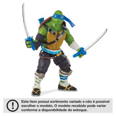 Imagem 1 do produto Tartarugas Ninja Filme II Figura Basica Multikids - BR534
