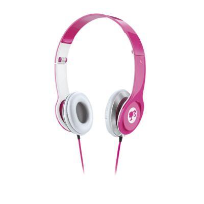 Imagem 1 do produto Fone de Ouvido Multilaser Headphone Da Barbie Rosa P2 - PH098