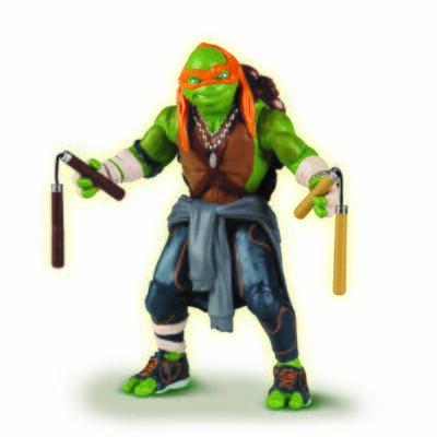 Imagem 3 do produto Boneco Tartarugas Ninja - BR162