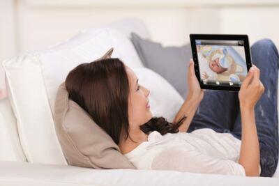 Imagem 6 do produto Babá Eletrônica Multikids Baby Wi-Fi BB209