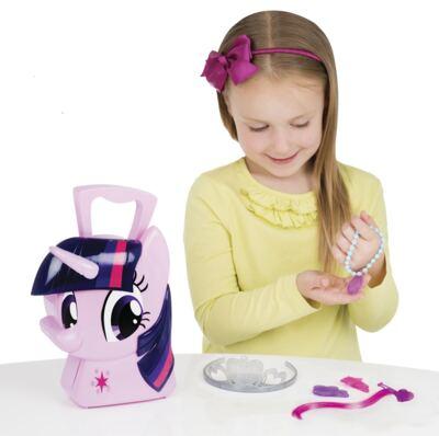 Imagem 2 do produto My Little Pony Maleta Twilight Sparkle Joalheria - BR378
