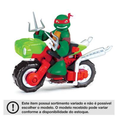 Imagem 4 do produto Tartarugas Ninja Half Shell Hero Multikids- BR288