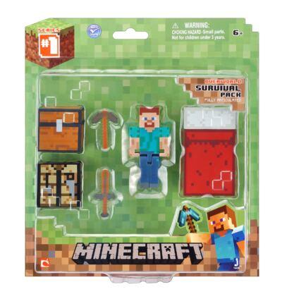 Imagem 2 do produto Minecraft Survival Kit - BR143