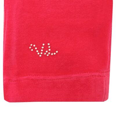 Imagem 4 do produto Casaco com capuz e Calça para bebe em plush Petit Lapin - Vicky Lipe - 938944 CONJ. BLUSAO C/ CAPUZ E CALCA PLUSH COELHA-M