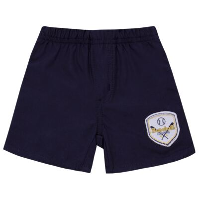 Imagem 4 do produto Camiseta com Shorts em tactel Baseball - Vicky Lipe - 9451367 CAMISETA MC C/ SHORTS TACTEL SPORT 2-M