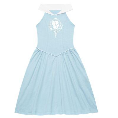 Imagem 2 do produto Camisola em malha Frozen Elsa - Disney by Fefa - 390.00.3014 CAMISOLA FROZEN UNICA -8