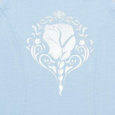 Imagem 3 do produto Camisola em malha Frozen Elsa - Disney by Fefa - 390.00.3014 CAMISOLA FROZEN UNICA -8