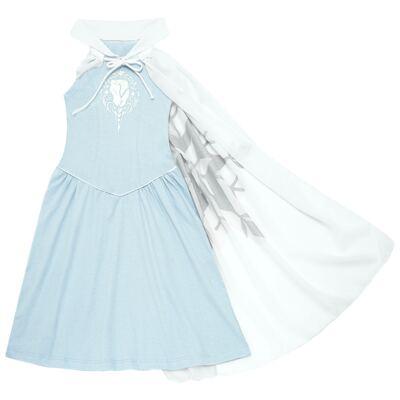 Imagem 5 do produto Camisola em malha Frozen Elsa - Disney by Fefa - 390.00.3014 CAMISOLA FROZEN UNICA -8