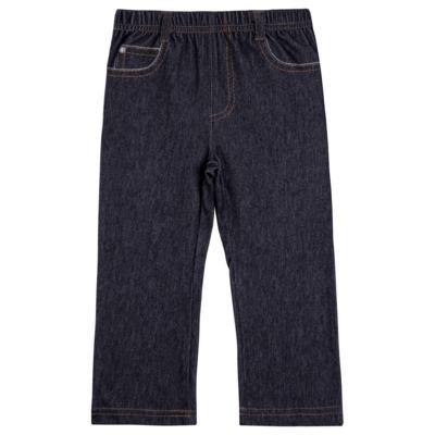 Imagem 1 do produto Calça em fleece Jeanswear - Bibe - 10B24-208 CL MASC CRISTAL -2