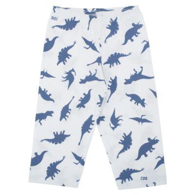 Imagem 3 do produto Pijama longo em malha Dinossauros - Cara de Sono - L3490 PIJAMA LONGO MALHA DINOS-6