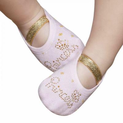 Imagem 1 do produto Meia Sapatilha para bebe Princess - Puket