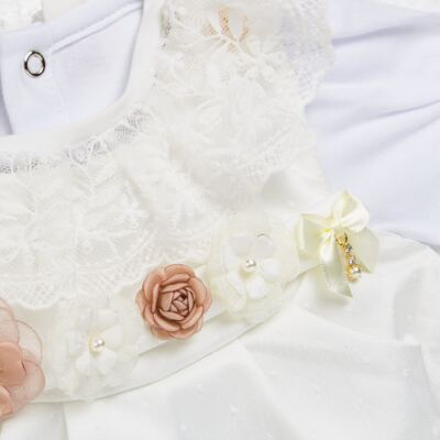 Imagem 2 do produto Vestido c/ body curto Aurora - Roana