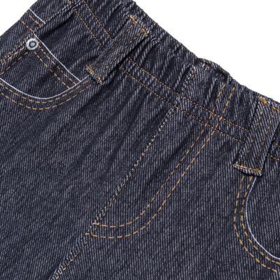 Imagem 2 do produto Calça para bebe classic Jeanswear - Bibe - 10B23-208 CALÇA MASC CRISTAL-GG