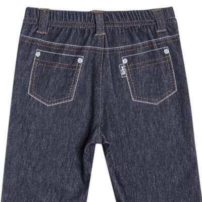 Imagem 3 do produto Calça para bebe classic Jeanswear - Bibe - 10B23-208 CALÇA MASC CRISTAL-GG
