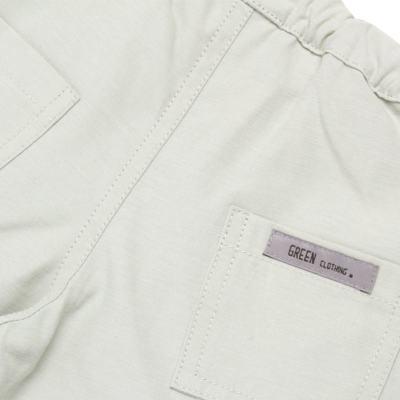Imagem 3 do produto Calça para bebe em sarja Areia - Green - G9004671.250 CALÇA SOCIAL B AREIA-6-9