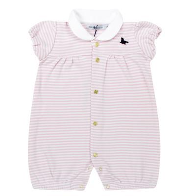 Imagem 1 do produto Macacão curto para bebe em cotton Lolita - Mini Sailor
