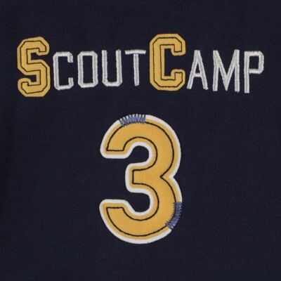 Imagem 5 do produto Jaqueta c/ Calça em moletom Camp Scouting - Mini & Classic - 19154161 CONJ CASACO C/ CALÇA MOLETON CAMPING-1