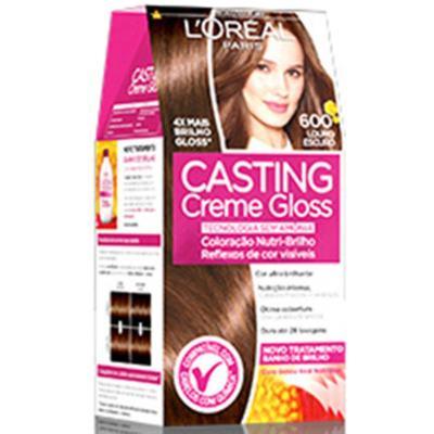 Imagem 1 do produto Tintura Tonalizante Casting Creme Gloss 600 Louro Escuro