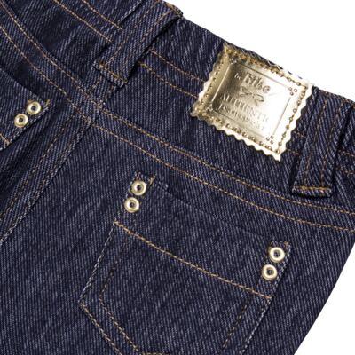 Imagem 3 do produto Calça para bebe Skinny Jeanswear - Bibe - 10B15-208 CL SKINNY FEM PEQ -GG