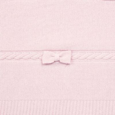 Imagem 15 do produto Kit Berço: Rolinhos Laterais + Rolinho Cabeceira + Manta + Segura nenê + Jogo de Lençol  Ma Petite  - Petit