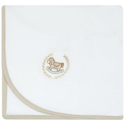 Imagem 1 do produto Cobertor forrado em microsoft Cavalinho - Classic for Baby - CSB162 COBERTOR FORRADO MICROSOFT CAVALINHO
