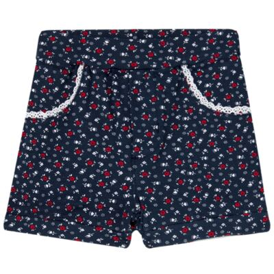 Imagem 3 do produto Body regata c/ Shorts para bebe em cotton Liberty - Mini Sailor - 17374443 CONJ. BODY C/SHORTS COTTON VERMELHO-NB