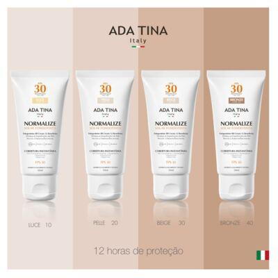 Imagem 5 do produto Normalize Ft Fps 30 Ada Tina - Protetor Solar - Beige