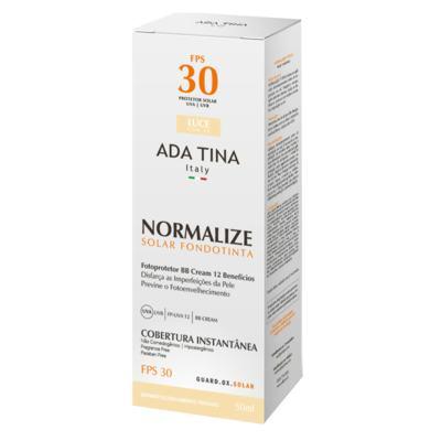 Imagem 4 do produto Normalize Ft Fps 30 Ada Tina - Protetor Solar - Luce