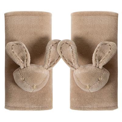 Imagem 1 do produto Protetor de cinto para bebe Coelhinho - Biramar Baby - 33974-0099 Protetor Cinto Dreams - Bege