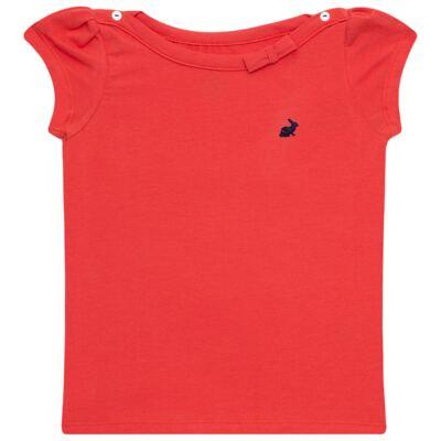 Imagem 1 do produto Blusinha em spandex Laço Coral - Missfloor