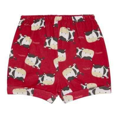 Imagem 7 do produto Body curto com Shorts para bebe em high comfort Vaquinha - Vicky Lipe - 18280001.38 CONJ.BODY C/SHORTS - SUEDINE-G