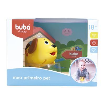 Imagem 1 do produto Cachorrinho Meu Primeiro Pet (18m+) - Buba - BUBA6694 MEU PRIMEIRO PET