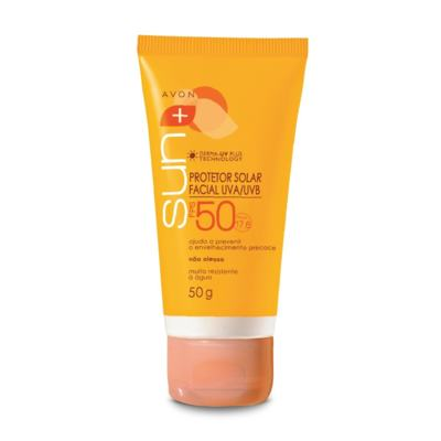 Protetor Solar Facial FPS 50 - 50g