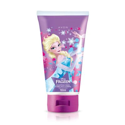 Imagem 1 do produto Shampoo Cabelo e Corpo Frozen Magic 150g