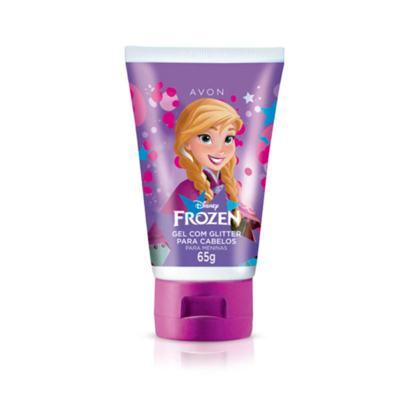 Imagem 1 do produto Gel de Cabelo Glitter Frozen Magic 65g