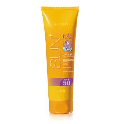 Imagem 1 do produto Protetor Solar Avon Sun + 360 Kids FPS 50 - 125g