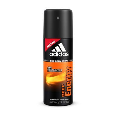 Imagem 1 do produto Desodorante Aerosol Adidas Deep Energy para o corpo 150ml