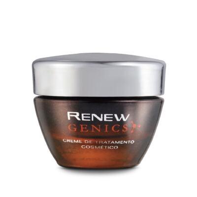 Imagem 1 do produto Creme Anti-Idade Renew Genics | Noite 30g