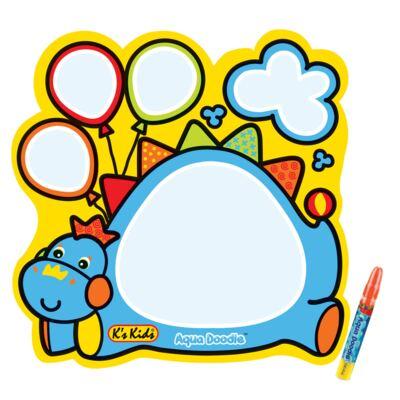Imagem 1 do produto Kit para Desenho Aqua Doodle Boss no Zoo (36m+)- K's Kids - KAD10018 Aqua Doodle- Meu 1 Doodle- Boss no Zoo (36m+)