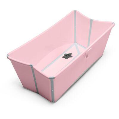 Imagem 1 do produto Banheira Flexi Bath Dobrável Rosa - Stokke