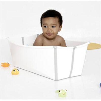 Imagem 5 do produto Banheira Flexi Bath Dobrável Rosa - Stokke