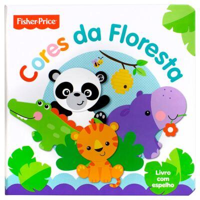 Imagem 1 do produto Livro infantil Cores da Floresta (12m+) - Fisher Price