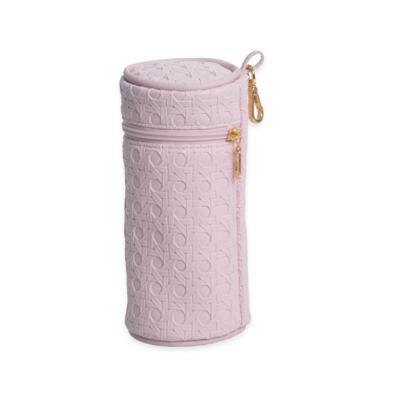Imagem 1 do produto Porta mamadeiras para bebe Tressê Rosa - Majov - MJ5205.01 PORTA MAMADEIRA MAJOV TRESSE ROSA