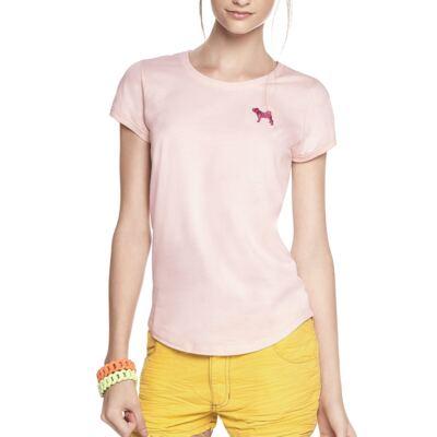 Imagem 2 do produto Blusinha em malha Cotton Candy - Charpey - CY20248.10307 BLUSA MC ALGODAO DOCE -2