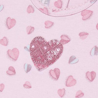 Imagem 2 do produto Blusinha manga longa para bebe em suedine Dolce Amore - Baby Classic - 58010004.23 BLUSINHA M/L- SUEDINE ESTAMPADO-3