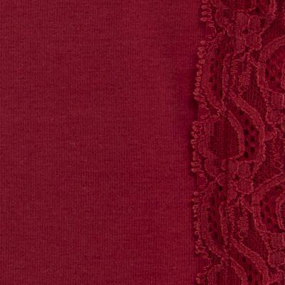 Imagem 3 do produto Blusinha em cotton Renda Chilli Pepper - Charpey